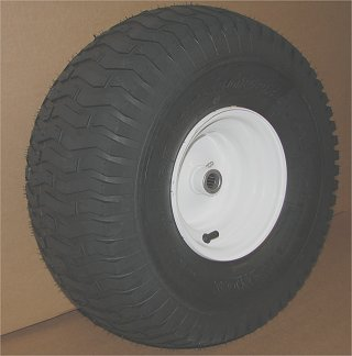ATV tires and wheels for trailers