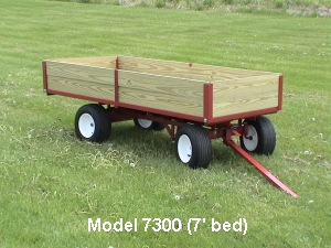 small farm wagon